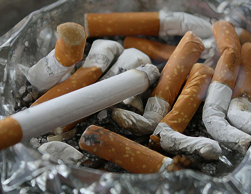 How to Remove Cigarette Smell